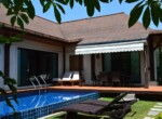 Villa in Nai Harn with garden and land