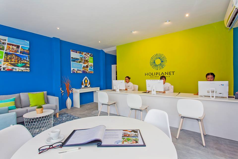 Holiplanet office Phuket
